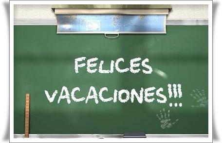 Felices Vacaciones